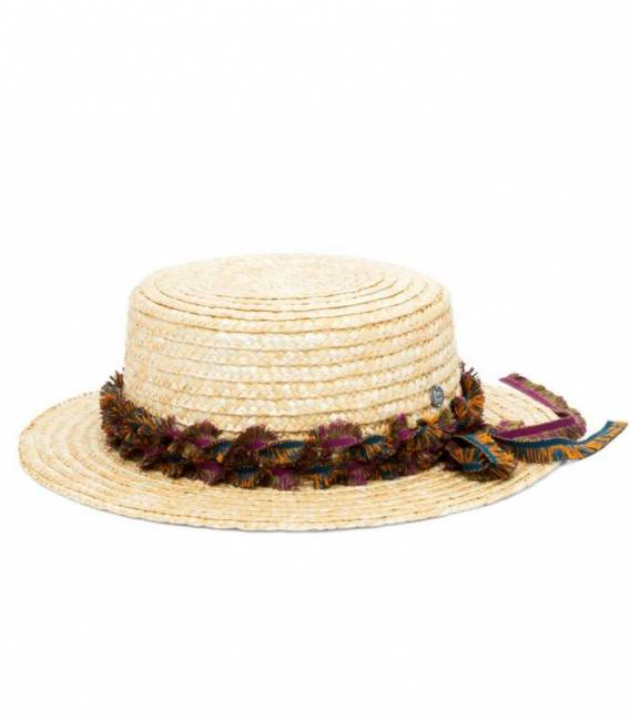 Chapeau canotier GYPSY DREAM
