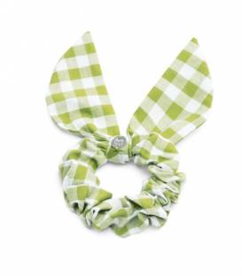 MATILDE Scrunchie Green
