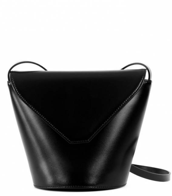 LITTLE BLACK leather Bag