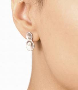 ORIGIN Earrings silver