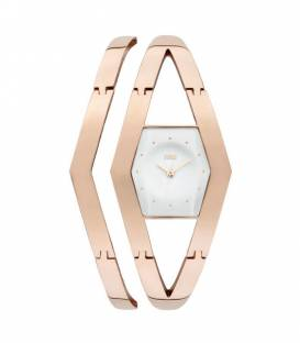 ZARELLE Rose Gold Storm Watch