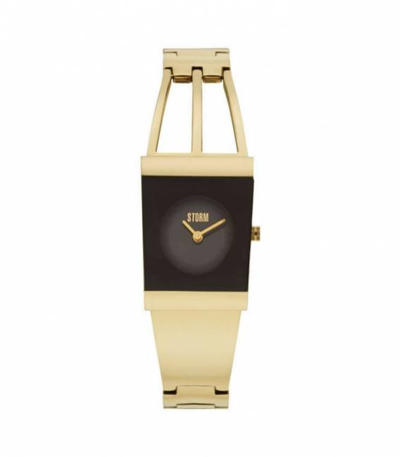 JELICA Gold Black Watch