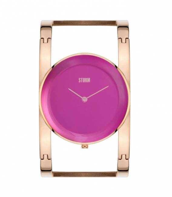 AMIAH Rose Gold Watch