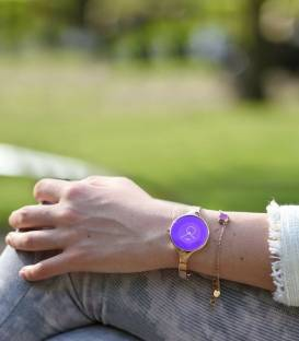 OLA RG Purple Watch