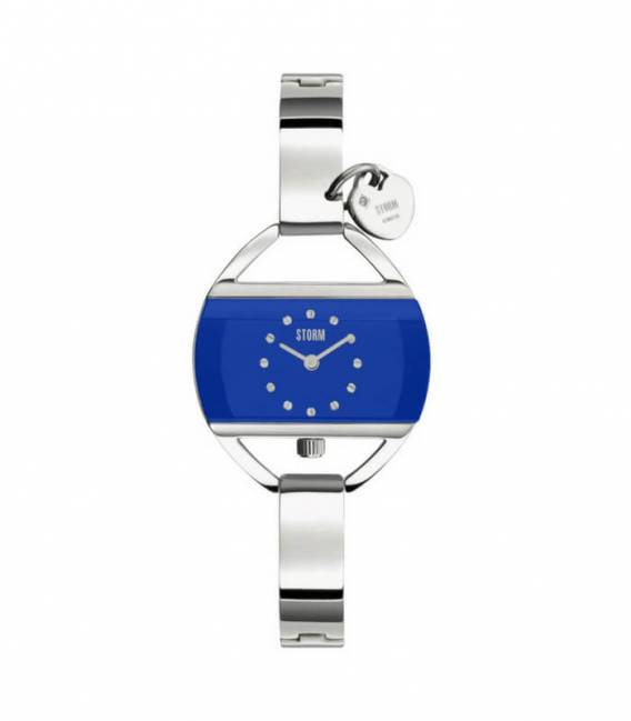 TEMPTRESS CHARM Lazer Blue Watch