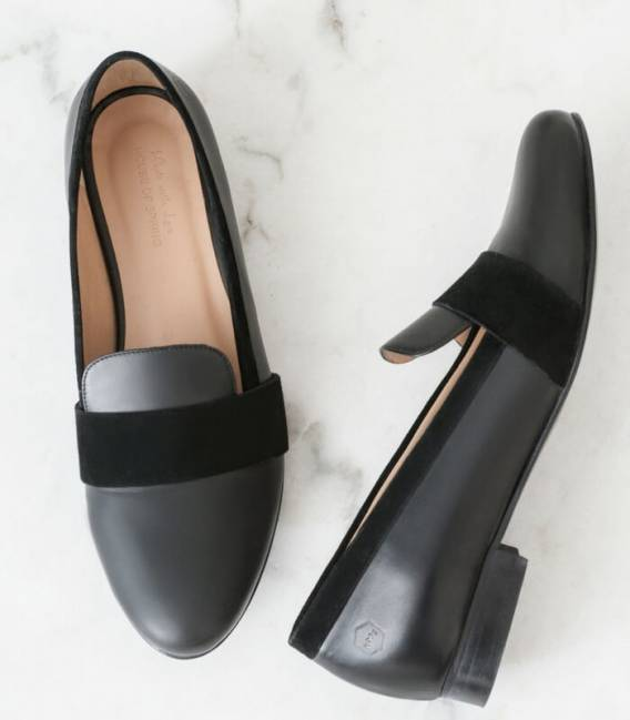 PORTOBELLO BLACK Loafers