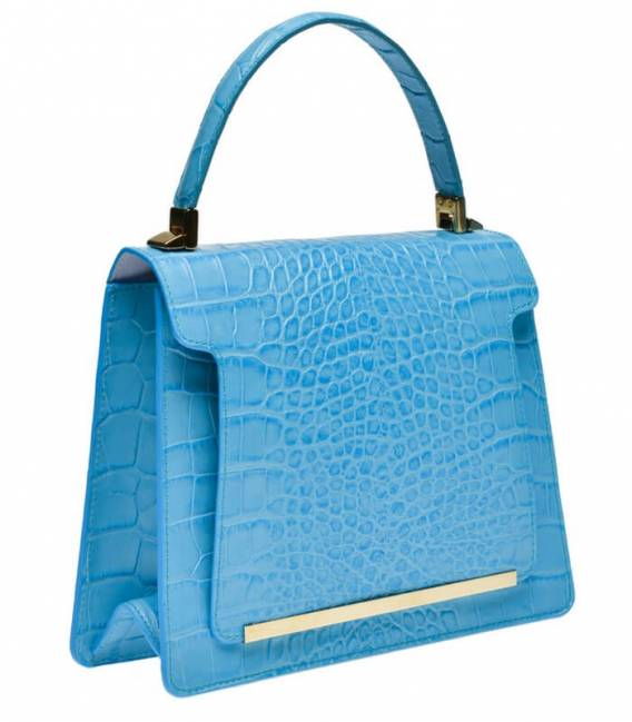 Light blue KELLY Bag