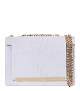 White LAUREN bag