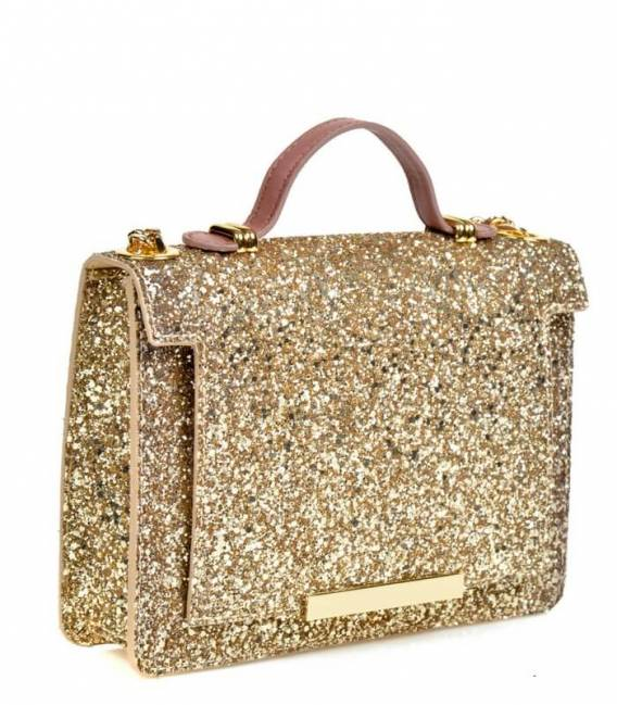 Sac à paillettes Mini Lauren