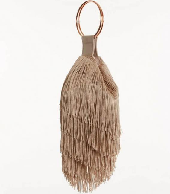 MARGOT short fringe bag