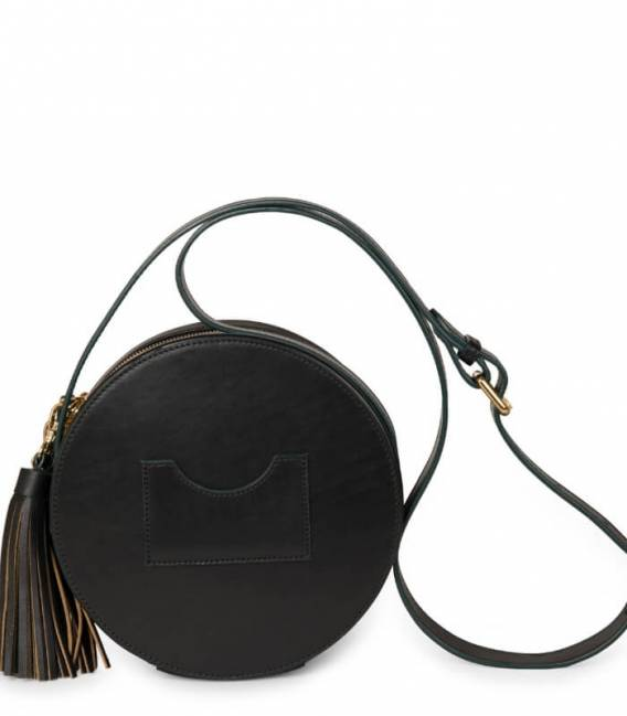 Sac CIRCLE Black & Nude