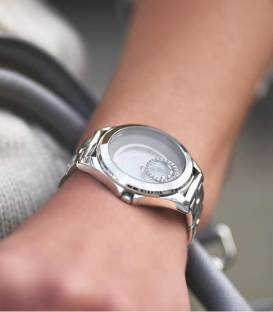 Montre Storm CRYSTACO White