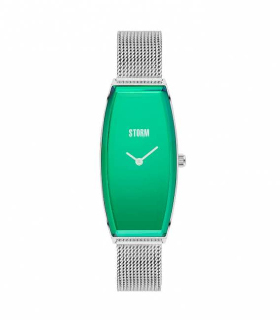 SUZI LAZER Green Storm Watch