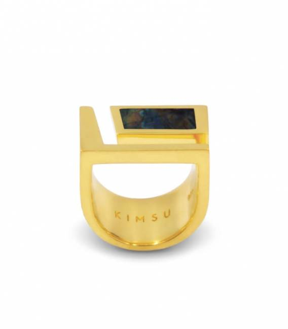 Bague EDGE Gold