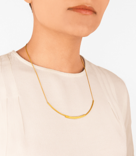 SOLO MOUJ Necklace – Gold