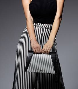 Striped CAMERON Bag