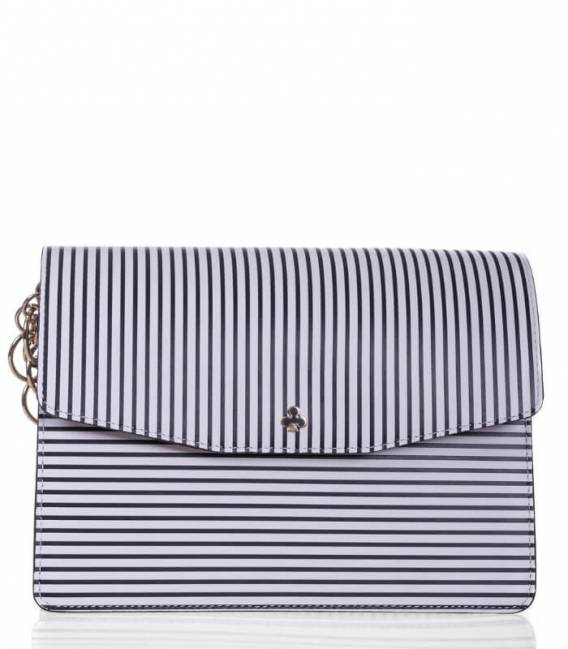 Striped MARLENE Bag