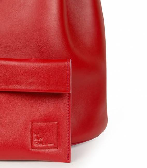 Sac Seau SCARLET Red