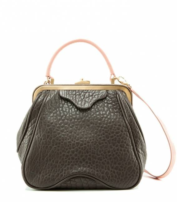 Leather Bag Taupe