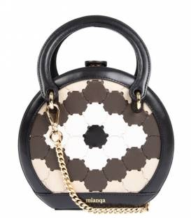 Sac Rond HALIDE Black