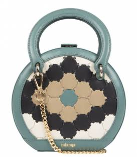 Sac Rond HALIDE Blue