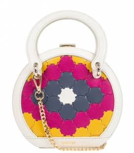 Sac Rond HALIDE White