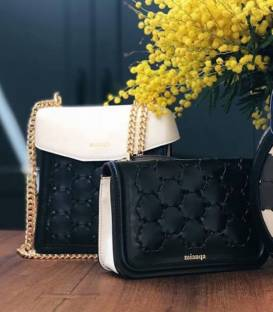 Sac FUREYA Black & White
