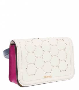 SEMIHA Belt Bag White