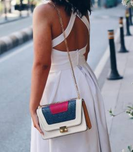 MUALLA Bag White