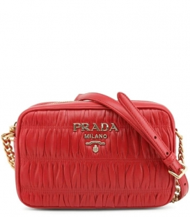 PRADA bag red