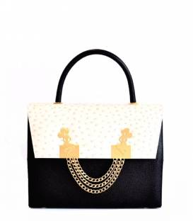 MINI BELLE bag Black & White
