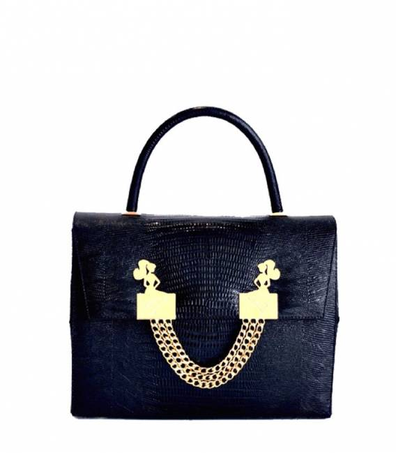 MINI BELLE bag Black