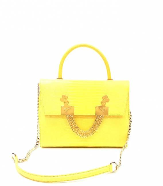 Sac MINI BELLE Jaune