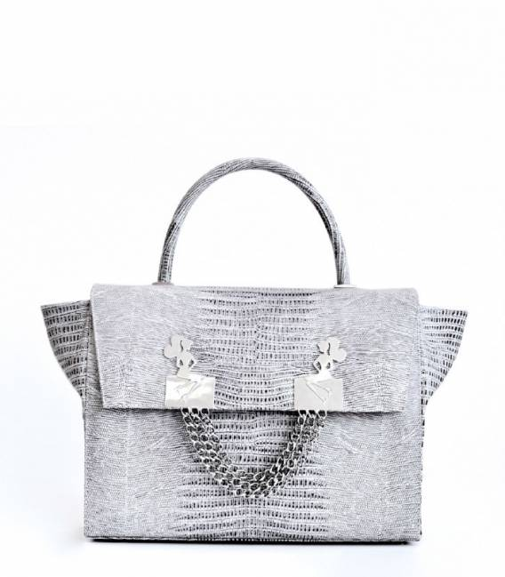 MINI BELLE bag Grey