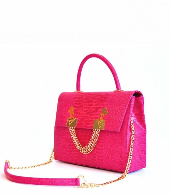 MINI BELLE bag Pink
