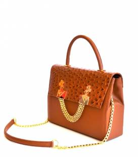 MINI BELLE bag Camel