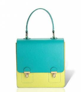 Yellow NewSchool Satchel
