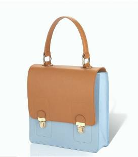 Arctic Blue NewSchool Satchel