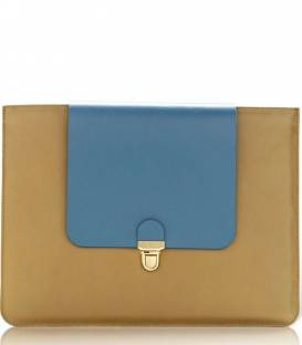 Pochette PC/MacBook Kaki