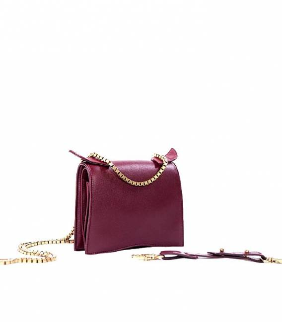 Bag Diavolino Piccolino Dark Red