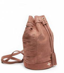 KUHN Powder Suede bag