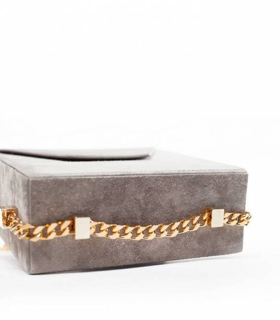 ELEFANTE Chain shoulder bag