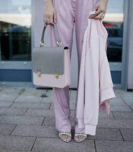 Blush Pink NewSchool Satchel