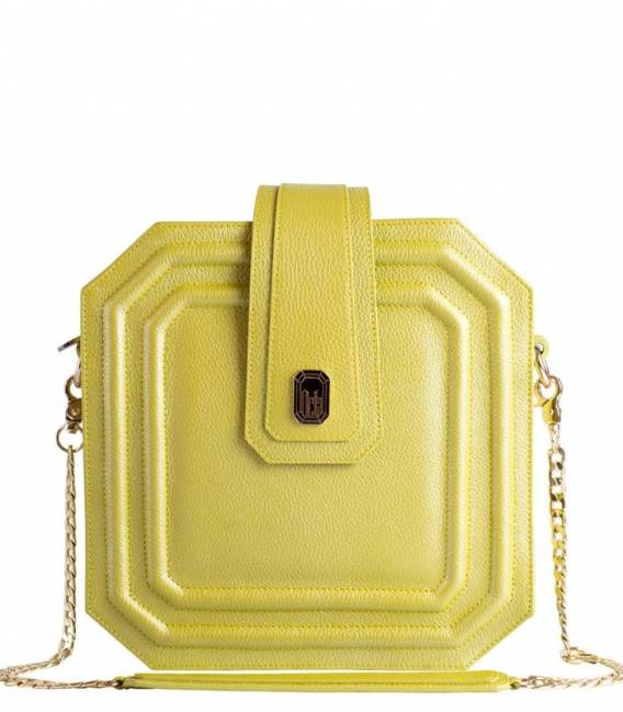 Asscher bag Margarita