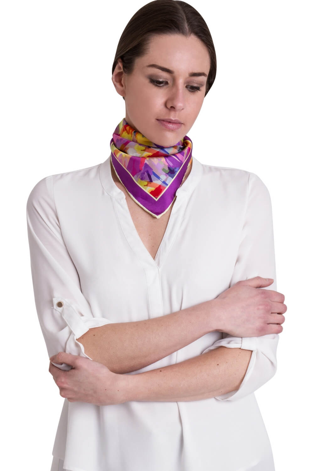 Foulard Bandana BIRD OF PARADISE