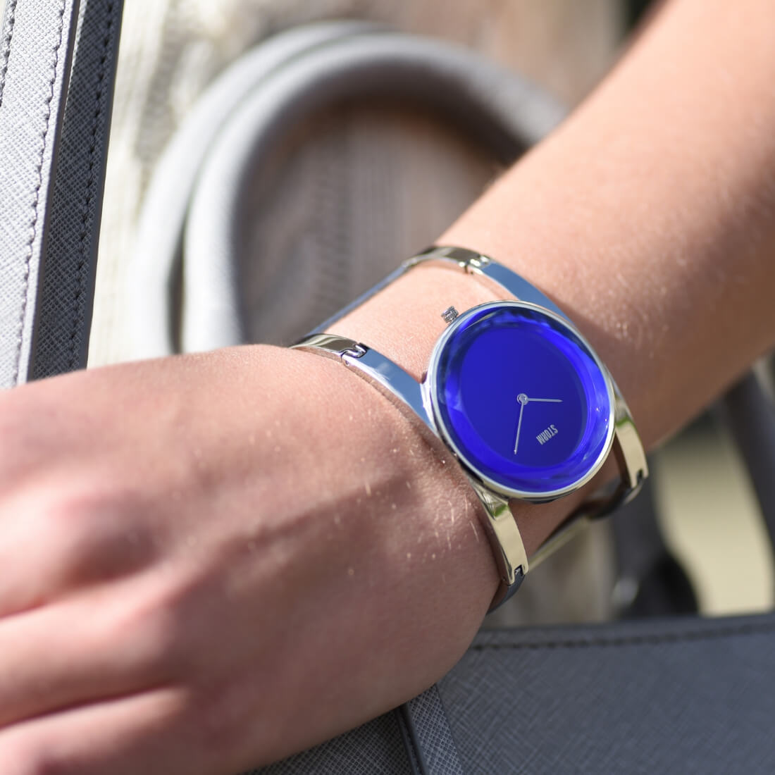 Montre Storm AMIAH Lazer Blue